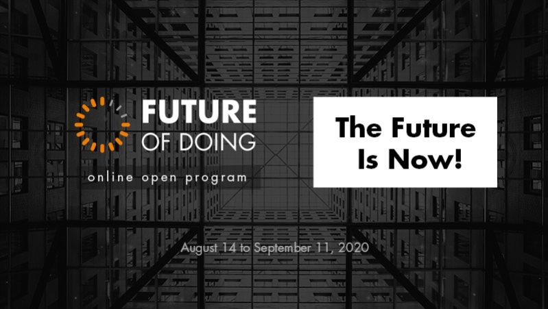 Berlin School of Creative Leadership | The Future of Doing
